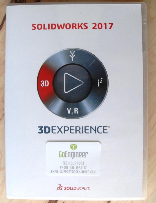 Soliworks 2017 GoEngineer