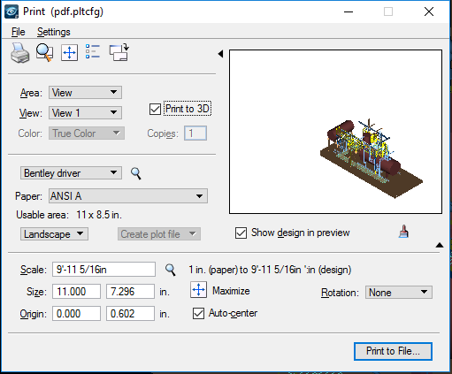Convert AutoCAD models to 3D PDF – CAD Monkey Army